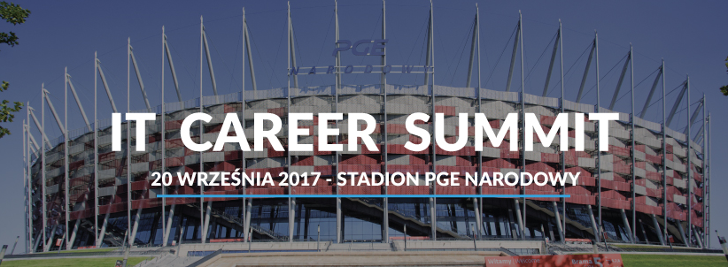 IV edycja IT Career Summit – informatyczne targi pracy. Wejdź do gry o karierę marzeń!